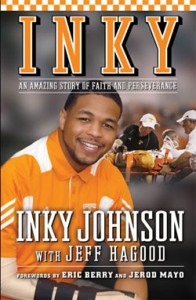 Booking and hiring motivational sports speaker Inky Johnson