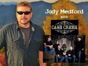 Jody Medford Booking Agency Agent