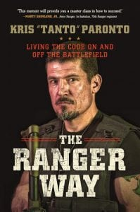 military speakers Kris Paronto agent