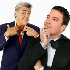 Agent and agency booking Jay Leno and Jimmy Fallon