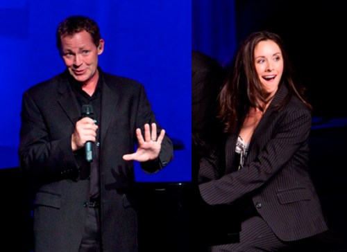 Book or hire Michael and Amy - Dueling Pianos and Comic Entertainment