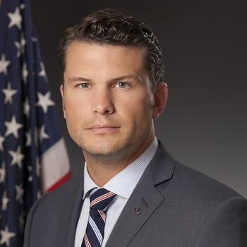 Pete Hegseth speakers booking agency