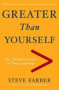 Steve Farber book cover 1