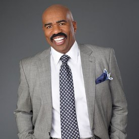 Steve Harvey Funny Comedians Booking Agency