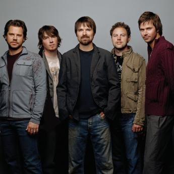 Agent and agency booking and hiring Christian rock band Third Day