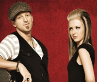 Best booking agency and agent for hiring country musicians Thompson Square