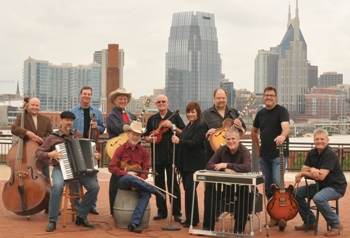 The Time Jumpers Booking Agency
