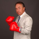 book or hire standup comedian Will Durst
