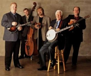 Book or hire bluegrass musicians JD Crowe and The New South