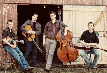 Book or Hire Bluegrass Band Mountain Soul