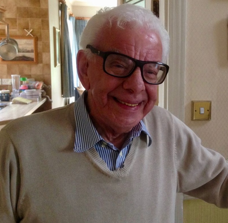The Comedian's Comedian - 211 – Barry Cryer