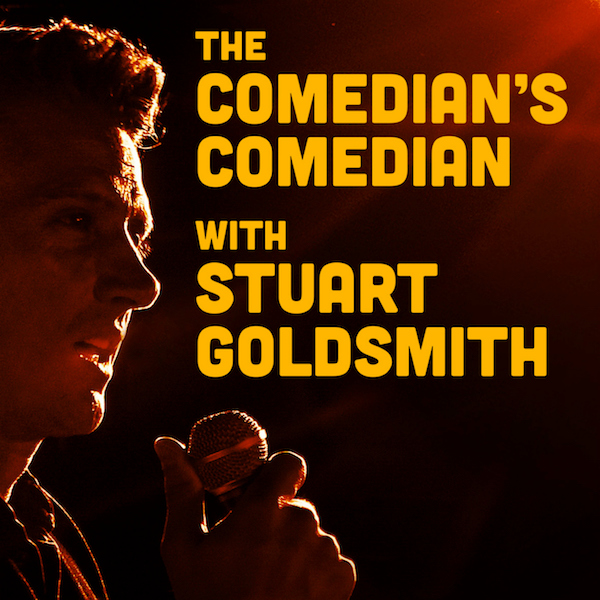 The Comedian's Comedian - 45 – Jarlath Regan