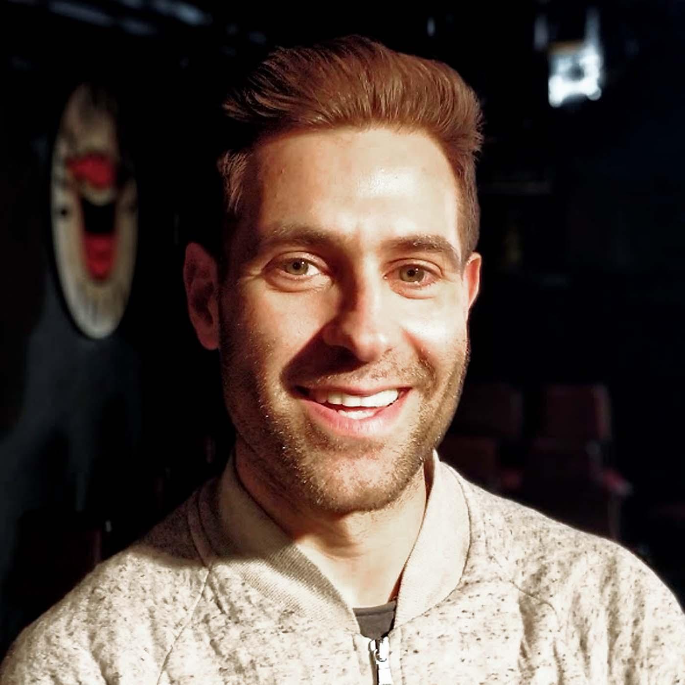 The Comedian's Comedian - 301 – Simon Brodkin