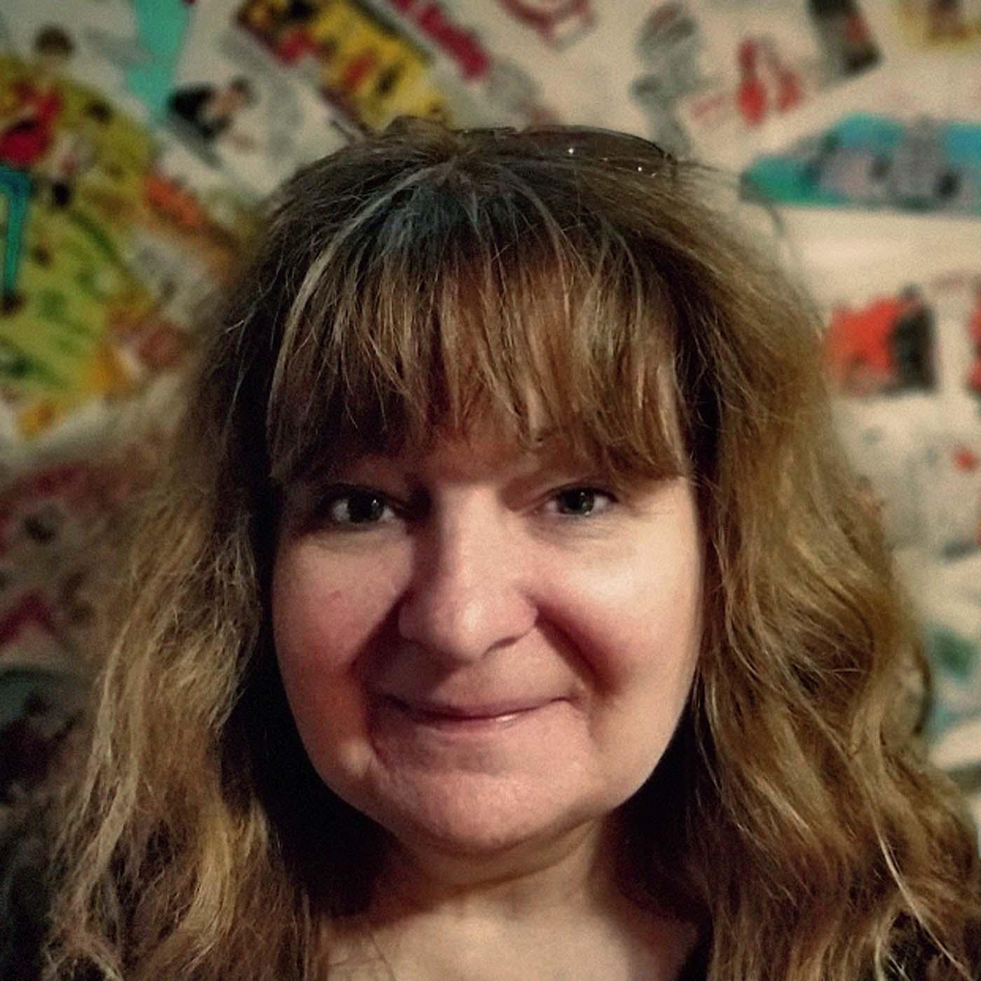 The Comedian's Comedian - 331 – Janey Godley