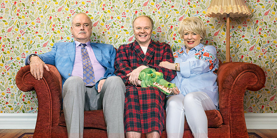 cosmo sofa cheap corner sofas nottingham hold the sunset - bbc1 sitcom british comedy guide