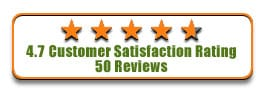 Badge For Google Reviews 4.7 Rating For Comedy Guys Defensive Driving