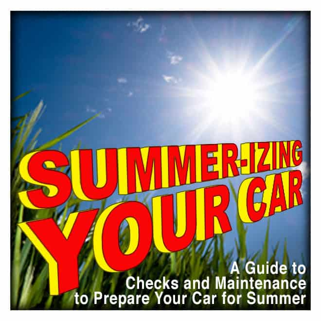preparing your car for summer driving - comedy guys defensive driving blog