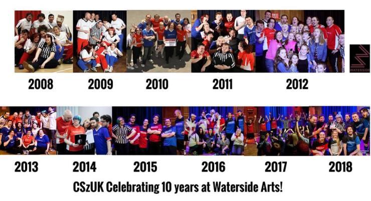 ComedySportz Waterside Arts