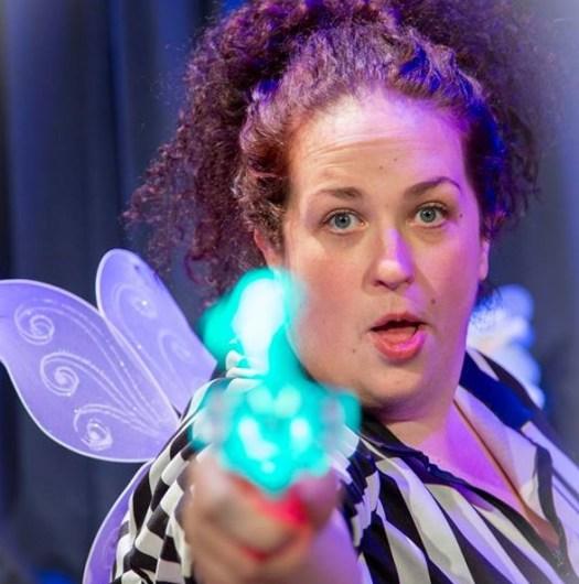 ComedySportz Improvised Pantomime