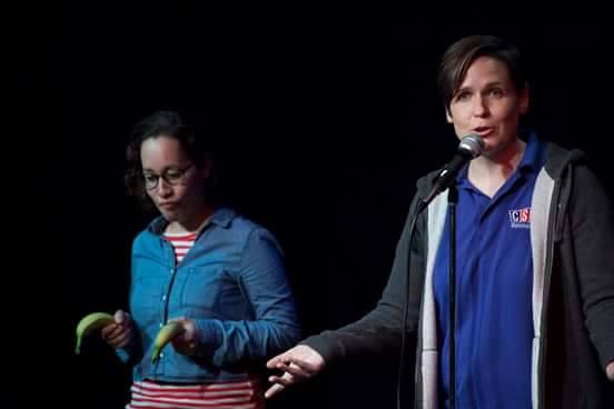 ComedySportz Stand Up Workshops Manchester