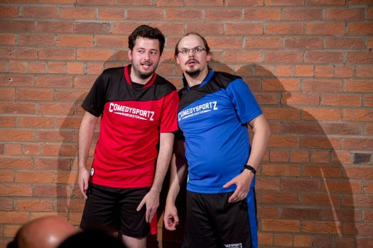 ComedySportz The Way Theatre Atherton