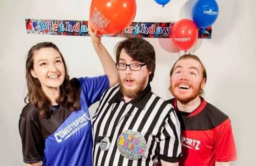comedysportz birthday show