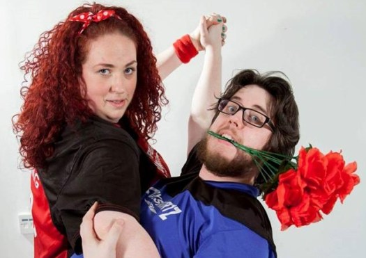 Valentines Day Improv Comedy Show