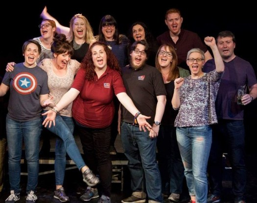 Musical Improv Workshop Manchester