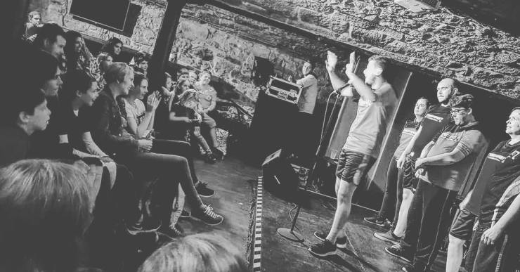 ComedySportz Edinburgh Fringe