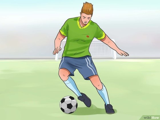 Immagine titolata Become a Professional Soccer Player Step 7