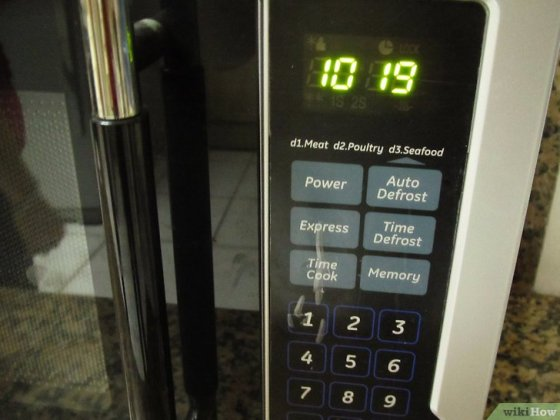 Immagine titolata Buy a Microwave Oven Step 4