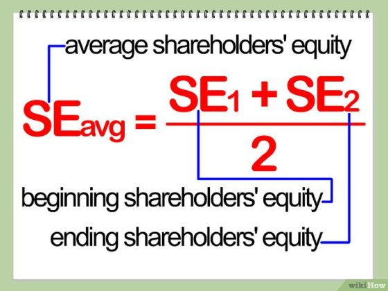 Immagine titolata Calculate Return on Equity (ROE) Step 2