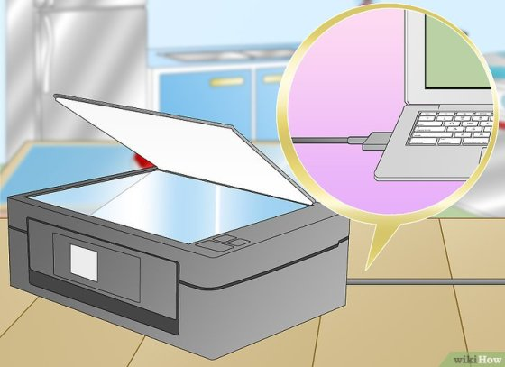 Immagine titolata Connect to an Epson XP–400 Step 1