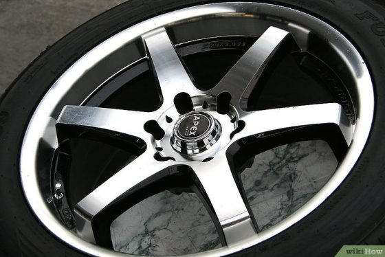 Immagine titolata Polish Aluminum Wheels Intro