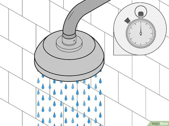 Immagine titolata Save Water Step 4