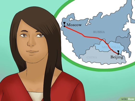 Immagine titolata Travel from London to Beijing by Train Step 12