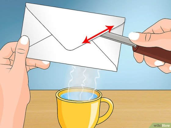 Immagine titolata Open a Sealed Envelope Step 16