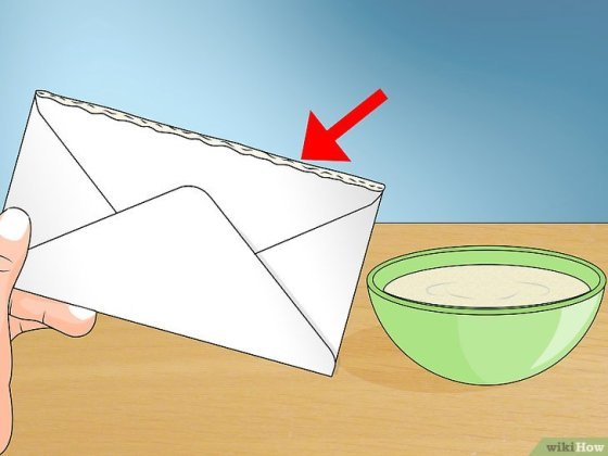 Immagine titolata Open a Sealed Envelope Step 20