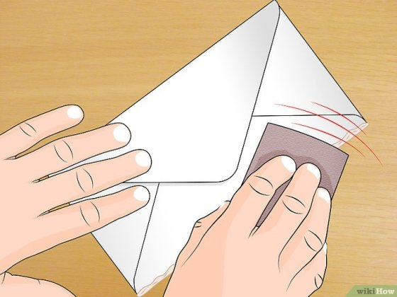 Immagine titolata Open a Sealed Envelope Step 27