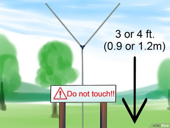 Immagine titolata Build Several Easy Antennas for Amateur Radio Step 13