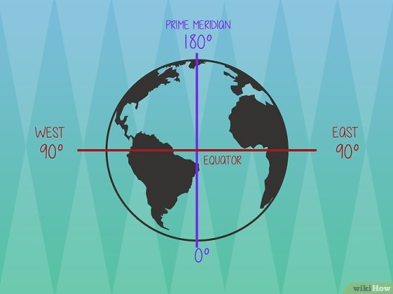 Immagine titolata Determine Latitude and Longitude Step 2