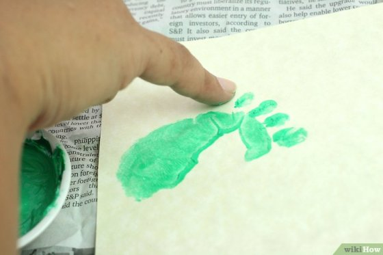 Immagine titolata Make Leprechaun Footprints Step 6Bullet2