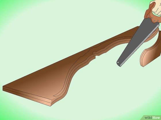 Immagine titolata Make a Composite Longbow Step 5