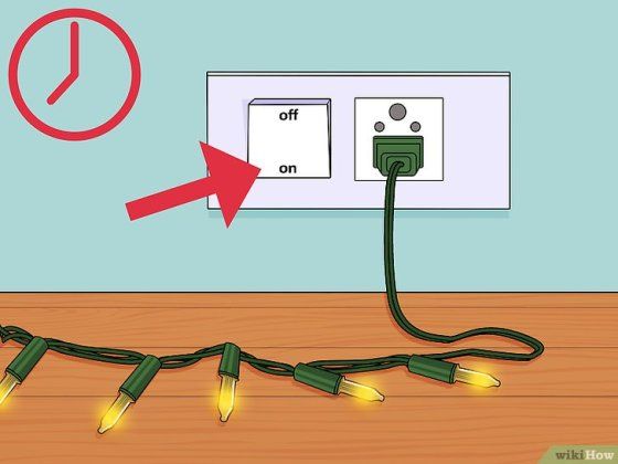 "Immagine titolata Remove the ""Twinkle"" Feature from Christmas Lights Step 6"