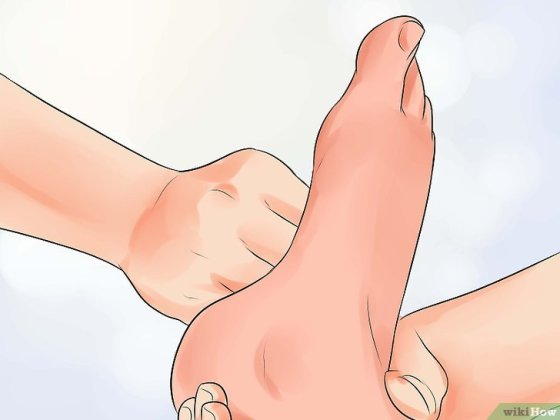 Immagine titolata Use Reflexology to Relieve Chest Pain Step 9