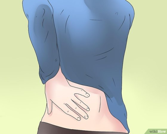 Immagine titolata Avoid Lower Back Pain While Cycling Step 11