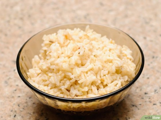 Immagine titolata Cook Basmati Brown Rice Step 28