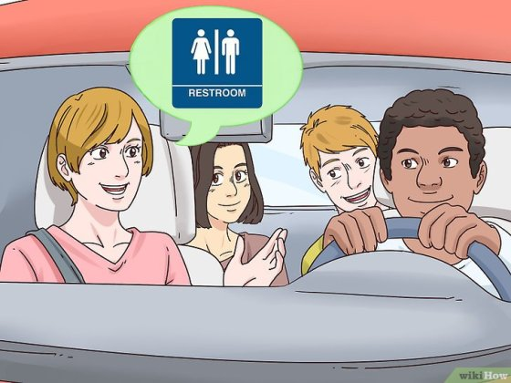 Immagine titolata Deal With a Long Vacation Car Ride (Teens) Step 19