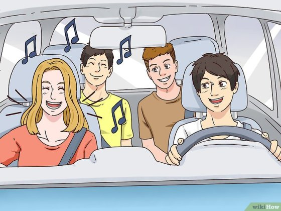 Immagine titolata Deal With a Long Vacation Car Ride (Teens) Step 20