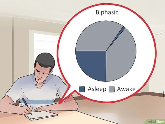 Immagine titolata Adopt a Polyphasic Sleep Schedule Step 2